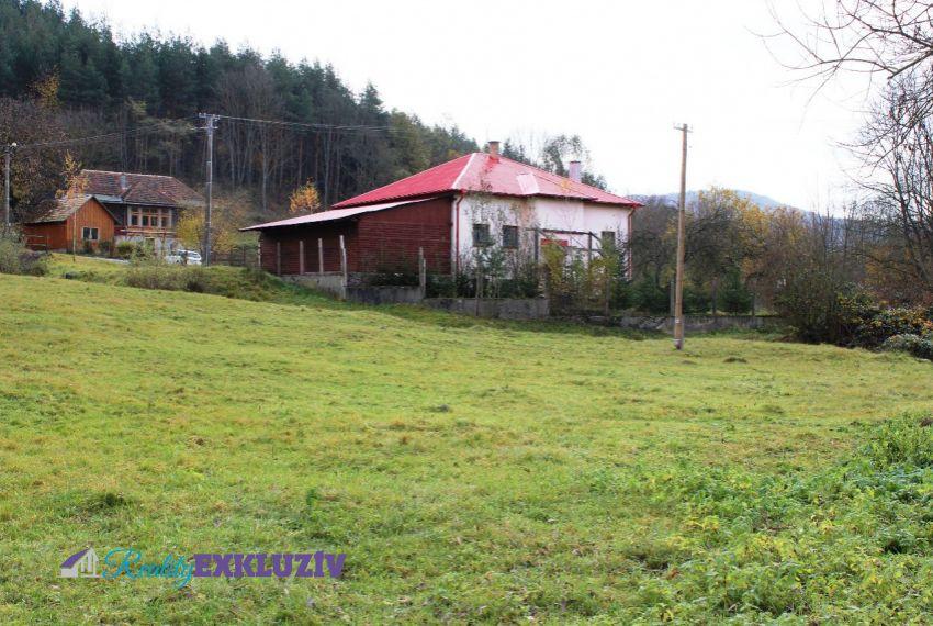 Predaj Rodinné domy Horný Tisovník-1