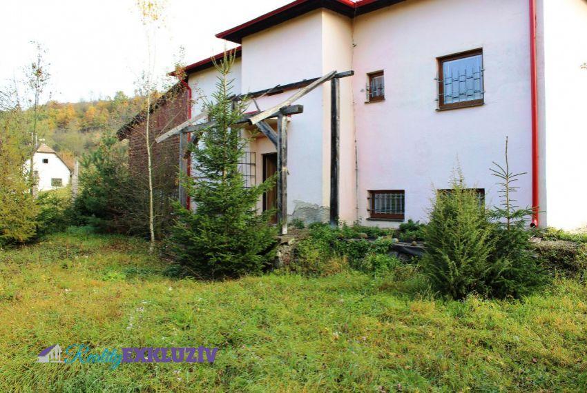 Predaj Rodinné domy Horný Tisovník-3