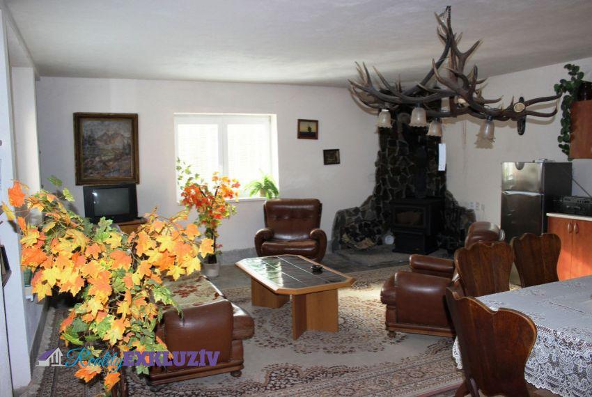 Predaj Rodinné domy Horný Tisovník-7