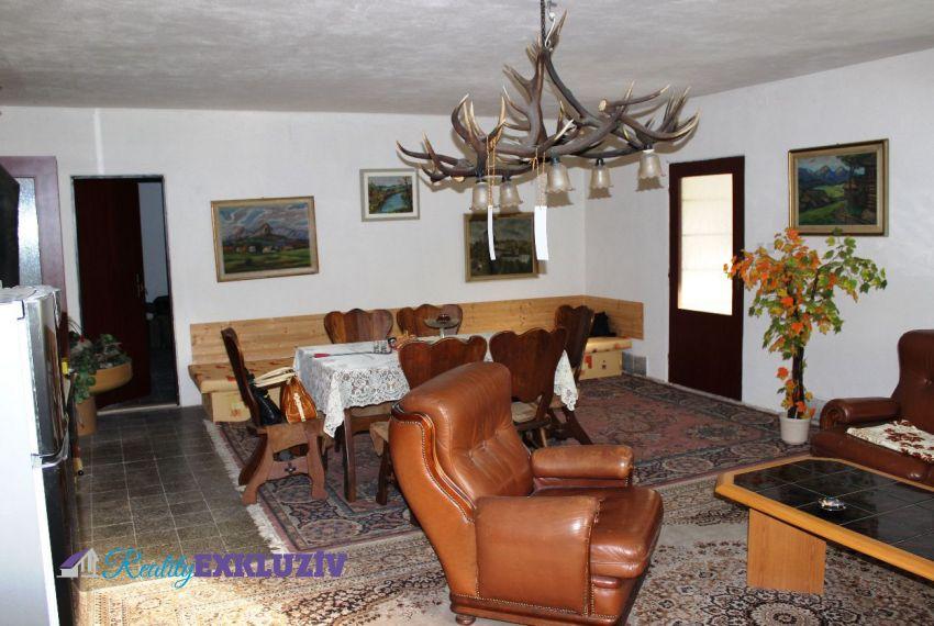 Predaj Rodinné domy Horný Tisovník-8