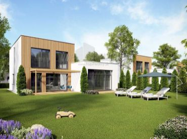 Dom s pozemkom neďaleko Bratislavy od 125900,- !!! Nový projekt v Miloslavove!!!Regiojet 15 min do BA!