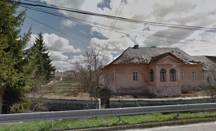 4-izbový rodinný dom v blízkosti Bešeňovej