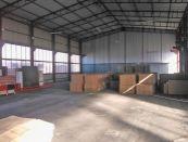 Hala 300m2 + administrativa na pozemku 1803m2 pre výrobu alebo sklad