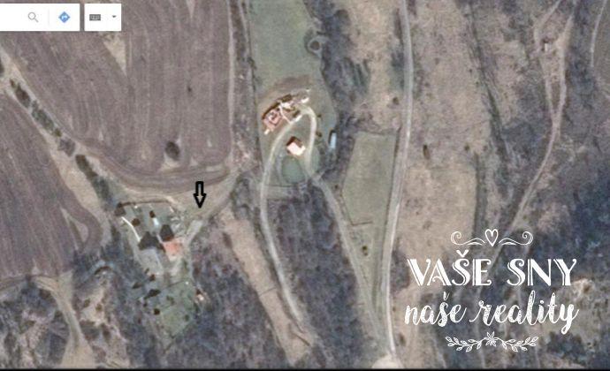 Rekreačný pozemok - Slávnické Podhorie