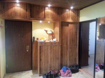 4 izbový byt aj so zariadenim