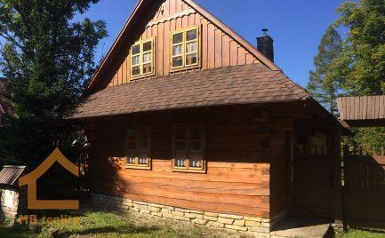 Exkluzívne - predaj nadštandardnej rekreačnej chaty v peknom prostredí v Terchovej