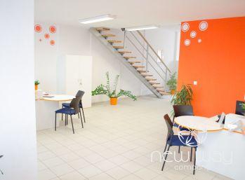 Kancelárske priestory na prenájom - Námestie Hraničiarov