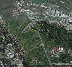 StarBrokers - Ponúka na predaj stavebný pozemok - Staré Grunty Bratislava Karlova Ves