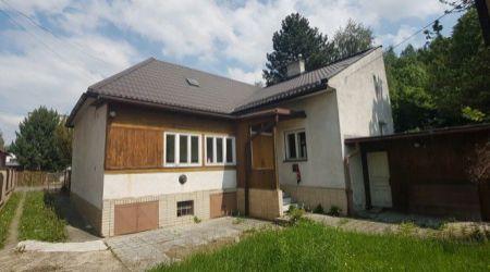 Starší rodinný dom s veľkým pozemkom, Považská Bystrica