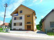 Na predaj rozostavaný bytový dom v obci Prašice