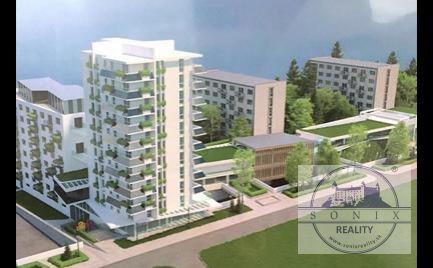 Predáme stavebné pozemky 7671m2, v centre mesta Lučenec pri OC Kaufland, na bytovú výstavbu a občiansku vybavenosť, aj s komplet. architektonickou štúdiou.