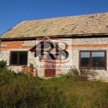 Rozostavaný dom na predaj v blízkosti liečivého prameňa Santovka