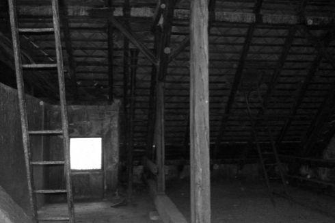 Podkrovné priestory určené na výstavbu bytov Žilina