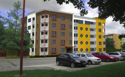Nové 2 izb byty na Rybárskej ulici v Šamoríne - výlučne len u nás