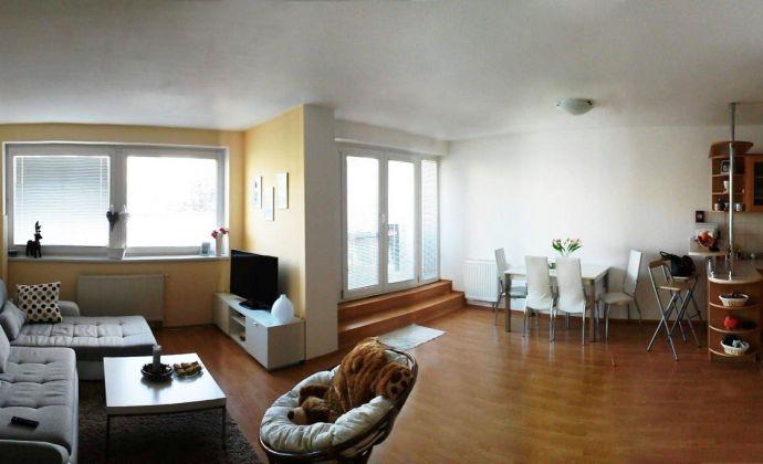 2 izbový byt s terasou na predaj, Pribišova ulica, Karlova Ves, Dlhé Diely, Bratislava
