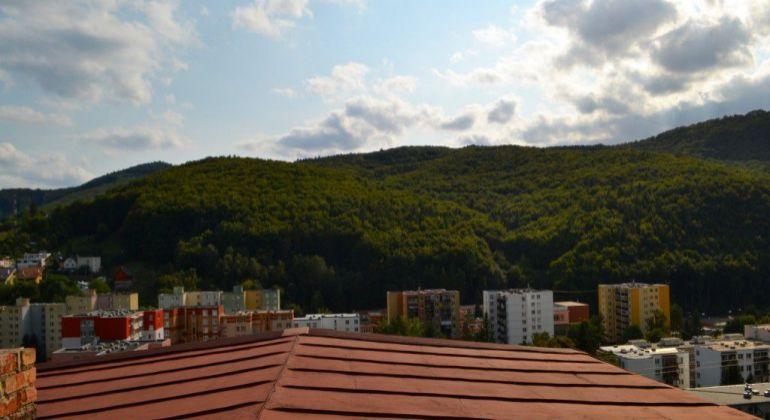 Trenčiaské Teplice- Rodinný dom s krásnym výhľadom v blízkosti centra mesta.