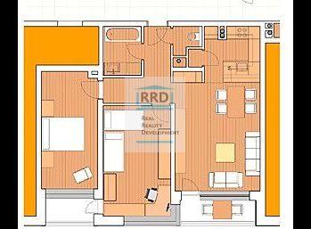 Exkluzívny 3. izbový Byt v novostavbe Martin - Priekopa