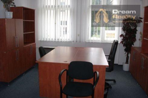 Prenájom kancelárie Národná Žilina