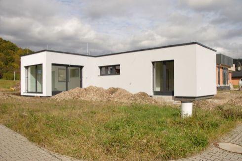 Novostavba rodinného domu - Svederník