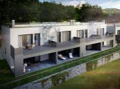 REALITY COMFORT - luxusné terasové domy  s krásnym výhľadom -