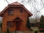 PREDANÉ - krásna drevená chata pri Malom Dunaji stav novostavby – BLAHOVÁ okr. Dunajská Streda