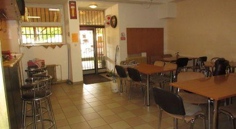 Na predaj reštauračné, obchodné a skladové priestory, pozemok 362m2, Nové Mesto nad Váhom