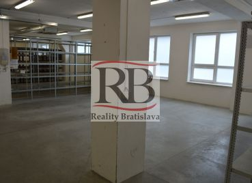 Kancelárie na prenájom, 36,5 - 130 m2, Rybničná, Bratislava III