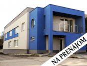 Administratívno skladový objekt v Nitre na prenájom