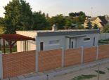 !!! Rezervované !!! Vinohrady nad Váhom - Novostavba - Rekreačný dom na predaj s oplotením