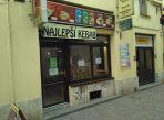 Odstúpenie zabehnutej prevádzky Kebab, Poštová ulica, Košice