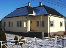 Zrekonštruovaný rodinný dom v obci  HAŽÍN