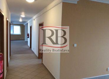 Kancelárie na prenájom, Dvojkrížna, Bratislava II