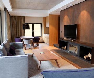 Nádherný jednospálňový apartmán v projekte Damian Jasná hotel resort & residences