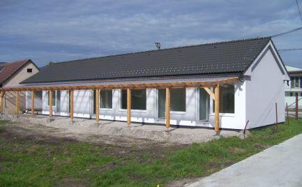 4. izb. Novostavba rodinného domu v Rakove, + garáž a terasa