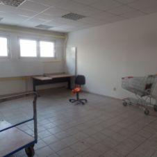 Skladovo - prevádzkový priestor v BA II - Ruzinov na ul. Pestovateľská, 105 m2