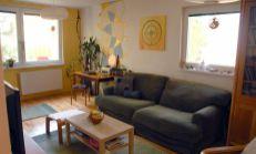 Predáme, vymeníme 3izb. byt s garážou a záhradkou v Šali.