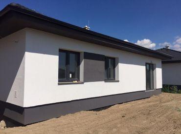 Novostavba  bungalovu na pozemku 600m2, za skvelú cenu 149900!!!PRIAMO OD DEVELOPERA!