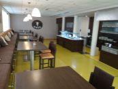 Reštaurácia kompletne zariadená v prevádzke