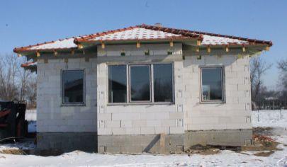 DOLNÉ LEFANTOVCE  4 izbová novostavba, pozemok cca 600m2, okr. NITRA