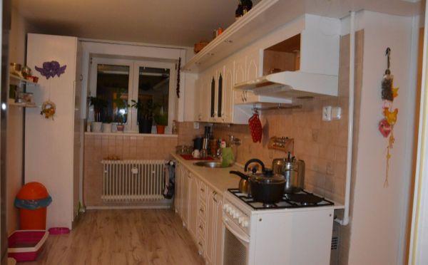 Predaj  2 izbový byt, 57 m2, Staré sídlisko,  Prievidza