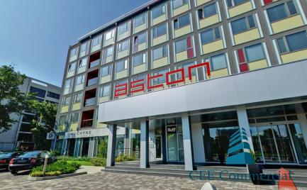 Offices for rent, Hotel Aston, Bajkalska street