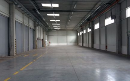 Skladový priestor na prenájom, 800 m2