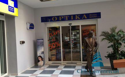 Obchodný priestor na prenájom, Gorkého ul.