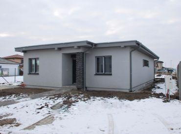 Novostavba 4-izbového bungalovu kúsok od Bratislavy