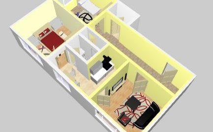 Chcete bývať v centre Šali? Na predaj 3 izbový byt