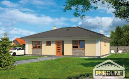 Novostavba rodinného domu v Bitarovej na predaj, 97,7 m2