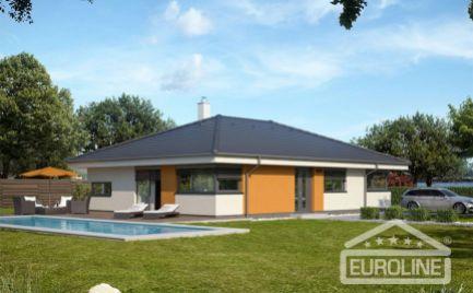 Novostavba rodinného domu v Bitarovej na predaj, 104 m2
