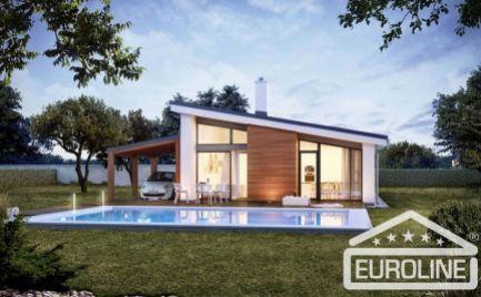 Novostavba rodinného domu v Mojši na predaj, 84,4 m2