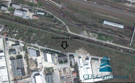 Pozemok na predaj, Bojnická ul. 2 220 m2