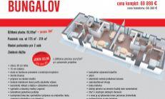 PREDAJ, 3i. novostavba v dvojdome v obci Jelka